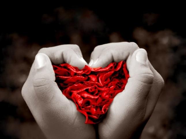 corazon guardado